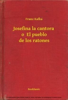 Josefina la cantora o El pueblo de los ratones
