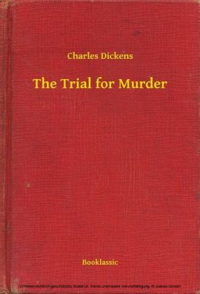 The Trial for Murder