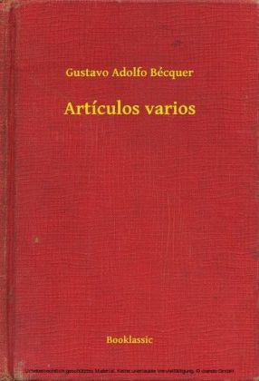 Artículos varios