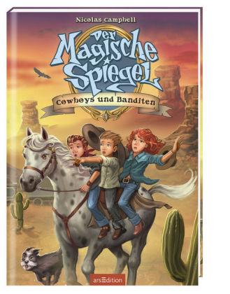 Der Magische Spiegel - Cowboys und Banditen