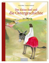 Der kleine Esel und die Ostergeschichte Cover