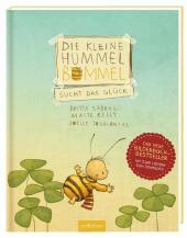 Die kleine Hummel Bommel sucht das Glück Cover