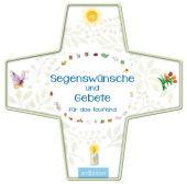 Segenswünsche und Gebete für das Taufkind Cover