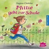 Millie geht zur Schule, Audio-CD Cover