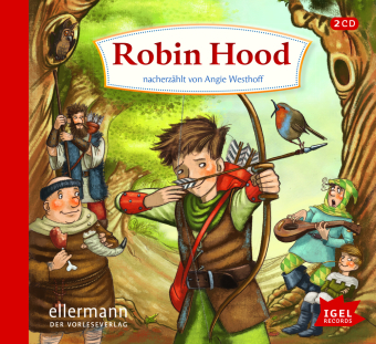 Robin Hood, Audio-CD