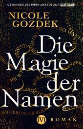 Die Magie der Namen Cover