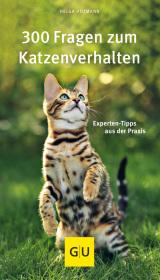 300 Fragen zum Katzenverhalten Cover