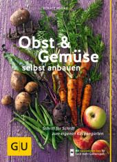 Obst & Gemüse selbst anbauen Cover