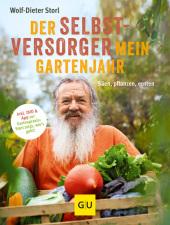 Der Selbstversorger: Mein Gartenjahr, m. DVD Cover