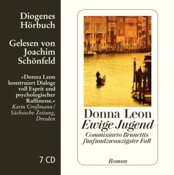 Ewige Jugend, 7 Audio-CDs