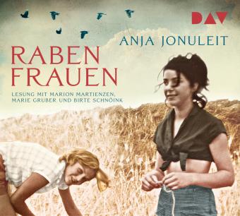 Rabenfrauen, 6 Audio-CDs