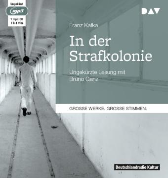 In der Strafkolonie, 1 MP3-CD