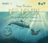 Der Delfin - Die Geschichte eines Träumers, Audio-CD Cover