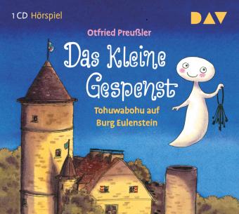 Das kleine Gespenst - Tohuwabohu auf Burg Eulenstein, 1 Audio-CD