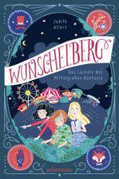 Wunschelberg - Das Lächeln des Mittelgroßen Konfusio Cover