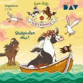 Die Haferhorde - Stallpiraten ahoi!, 2 Audio-CDs