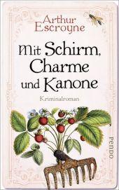 Mit Schirm, Charme und Kanone Cover