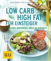 Low Carb High Fat für Einsteiger Cover