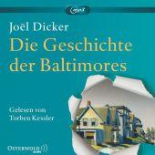 Die Geschichte der Baltimores, 2 MP3-CDs