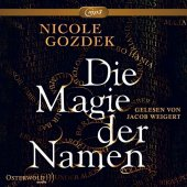 Die Magie der Namen, Audio-CDs Cover
