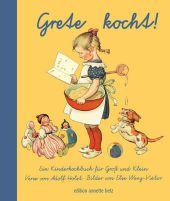 Grete kocht! Cover