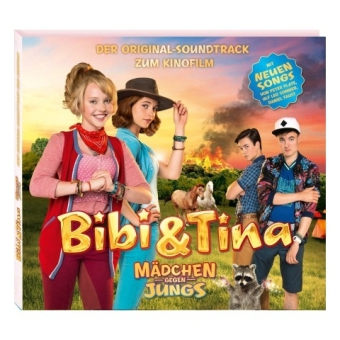 Bibi & Tina - Das Original-Hörspiel zum 3. Kinofilm, Audio-CD