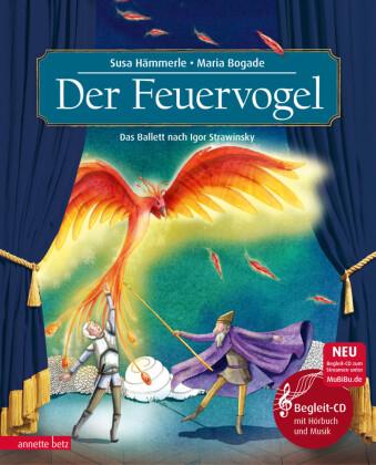 Der Feuervogel, m. 1 Audio-CD