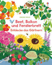 Beet, Balkon und Fensterbrett: Entdecke das Gärtnern Cover