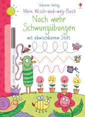 Mein Wisch-und-weg-Buch, Noch mehr Schwungübungen Cover