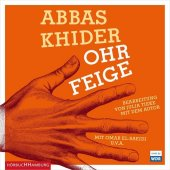 Ohrfeige, 1 Audio-CD Cover
