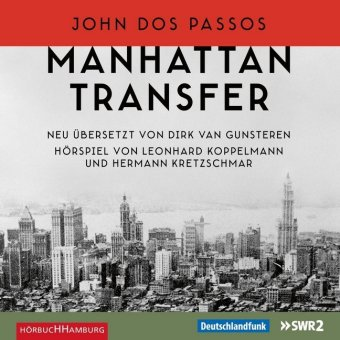 Manhattan Transfer, 6 Audio-CDs