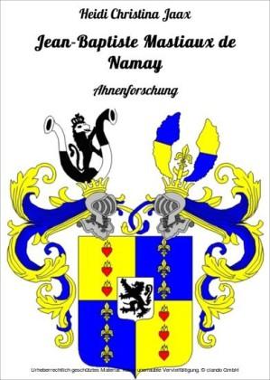 Jean-Baptiste Mastiaux de Namay
