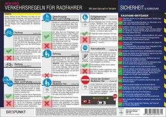 Verkehrsregeln für Radfahrer, Tafel