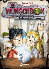 Die Wunschbox - Das Geheimnis des Professors Cover