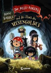 Die Jolley-Rogers und der Fluch des Hexengoldes Cover