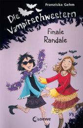 Die Vampirschwestern - Finale Randale Cover