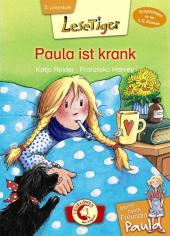 Meine beste Freundin Paula: Paula ist krank Cover