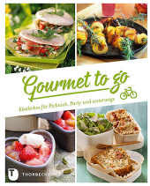 Gourmet to go Cover