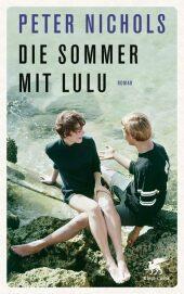 Die Sommer mit Lulu Cover