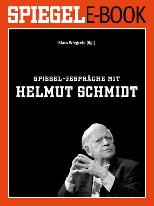 SPIEGEL-Gespräche mit Helmut Schmidt