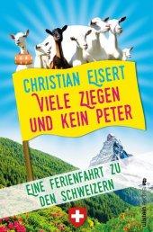 Viele Ziegen und kein Peter Cover