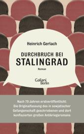 Durchbruch bei Stalingrad Cover