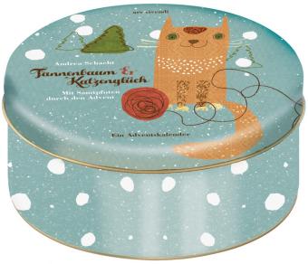 Tannenbaum und Katzenglück - Mit Samtpfoten durch den Advent