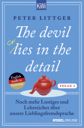 The devil lies in the detail Cover