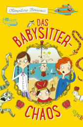 Das Babysitter-Chaos Cover
