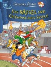 Das Rätsel der Olympischen Spiele Cover