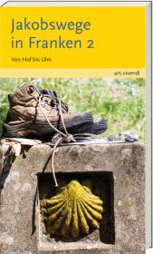 Jakobswege in Franken Cover