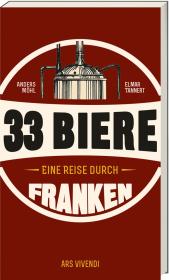 33 Biere - Eine Reise durch Franken Cover