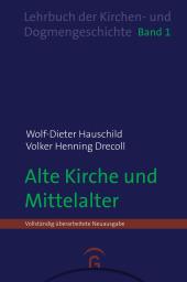 Alte Kirche und Mittelalter Cover