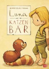 Luna und der Katzenbär Cover